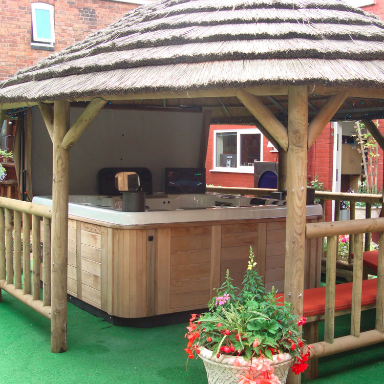 Hot Tub Canopy : Gazebos for hot tubs uk pictures pixelmari