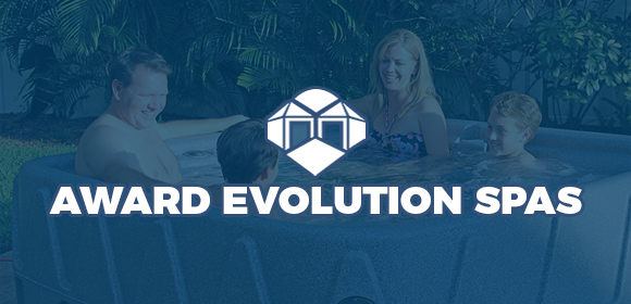 Award Evolution Hot Tubs