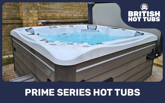 British Hot Tubs Prime