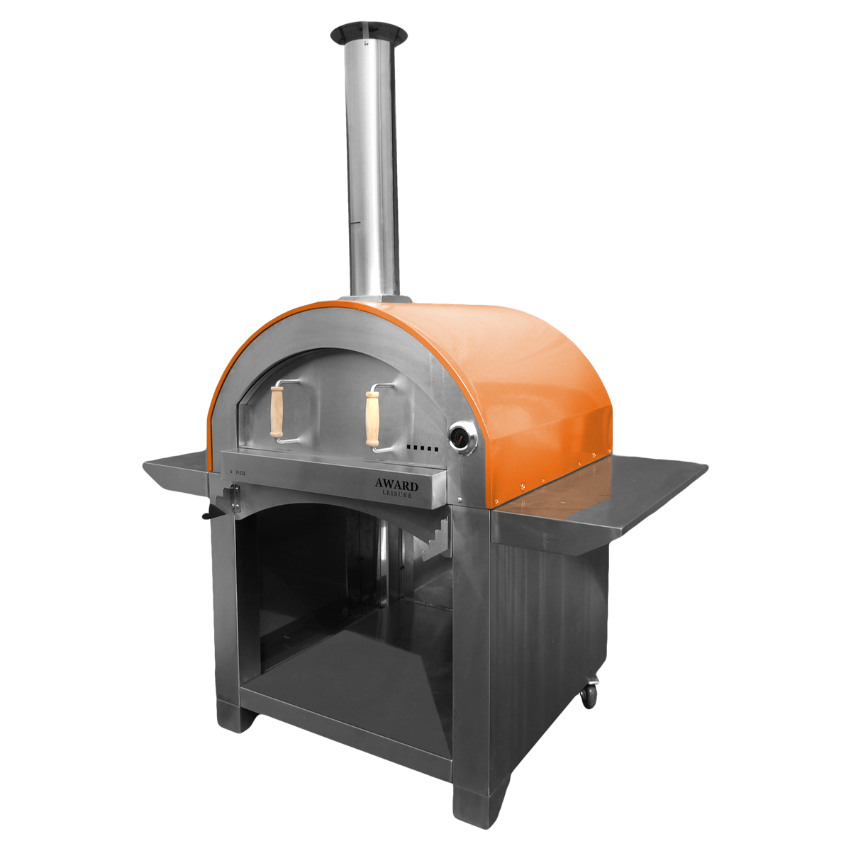 4 Pizze Pizza Oven
