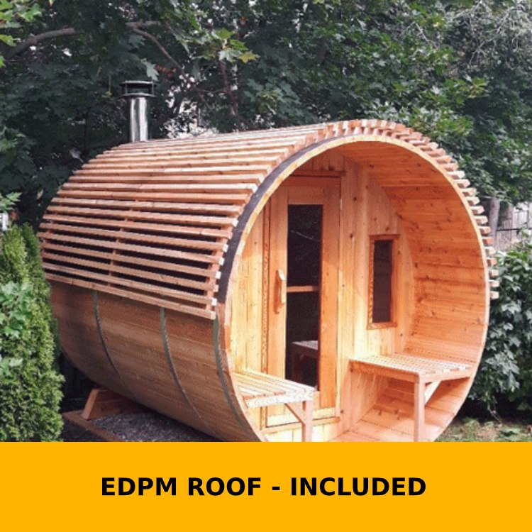 Outdoor Sauna Packages
