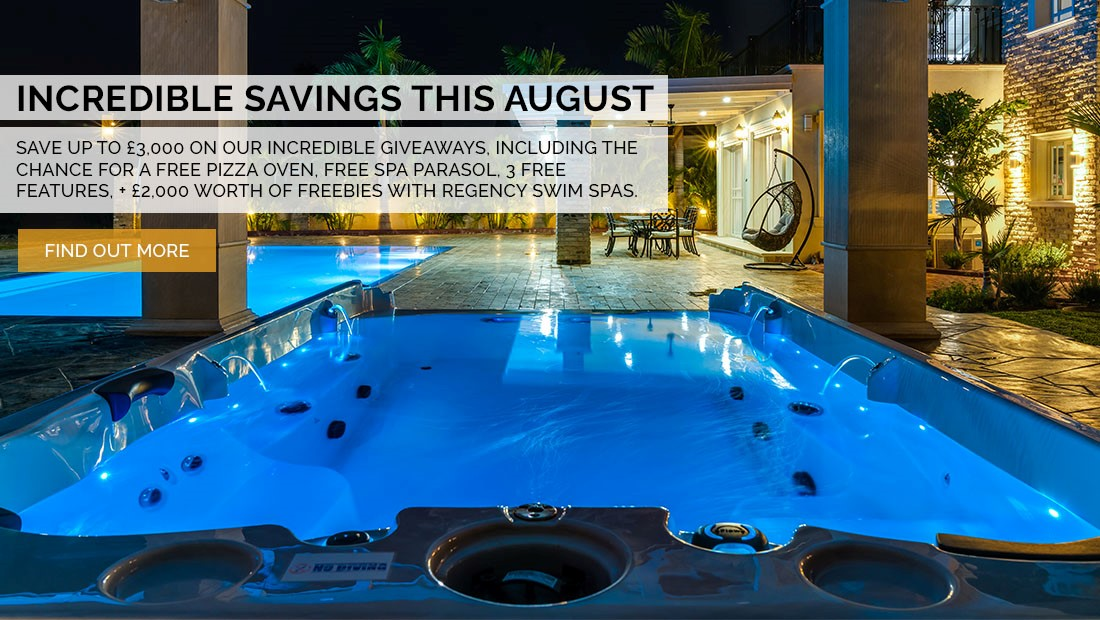 Half Price Upgrades on Coast Spas Hot Tubs