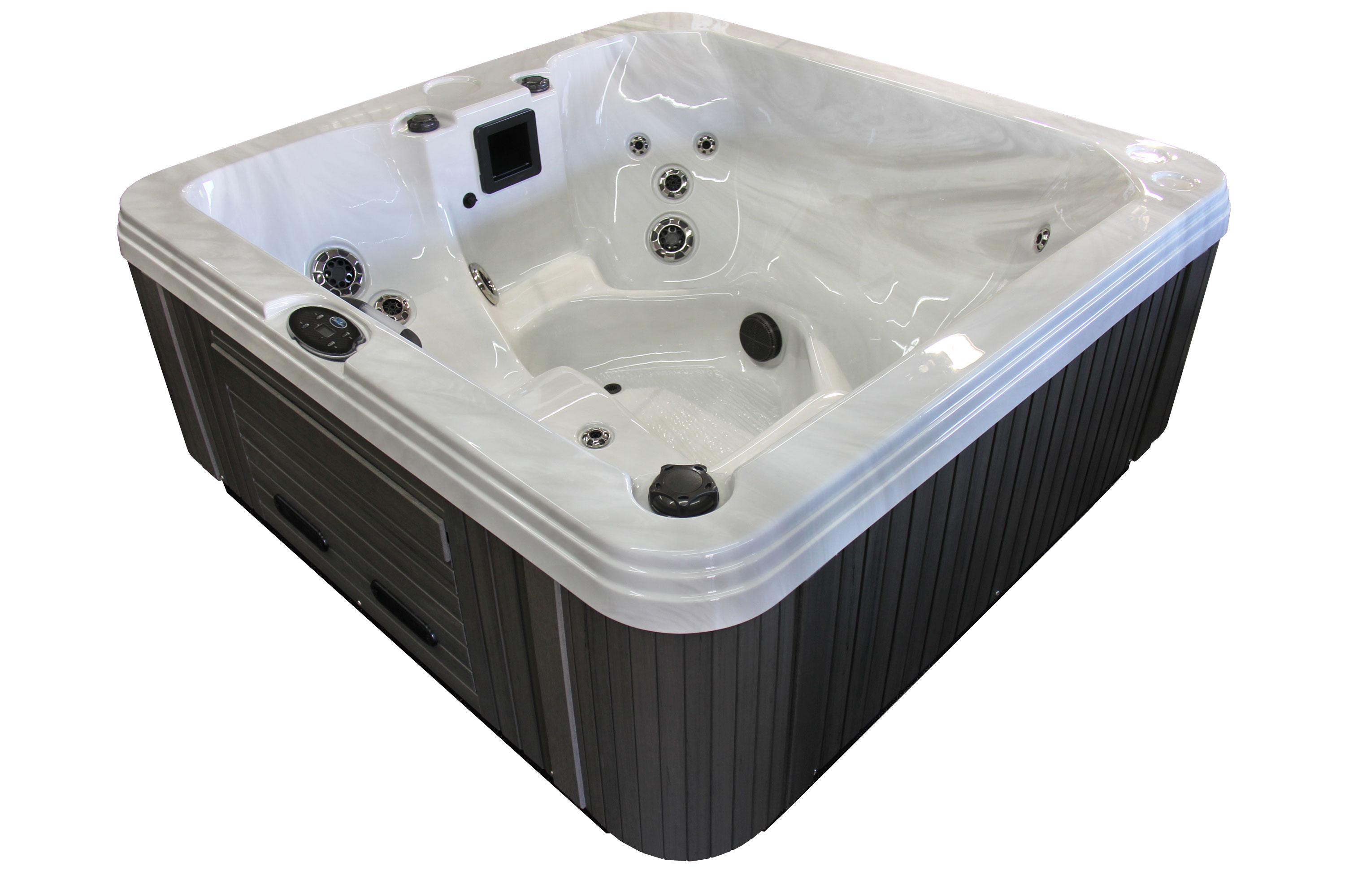 The Islander 5 Person Hot Tub Coast Spas Wiring Cost Uk