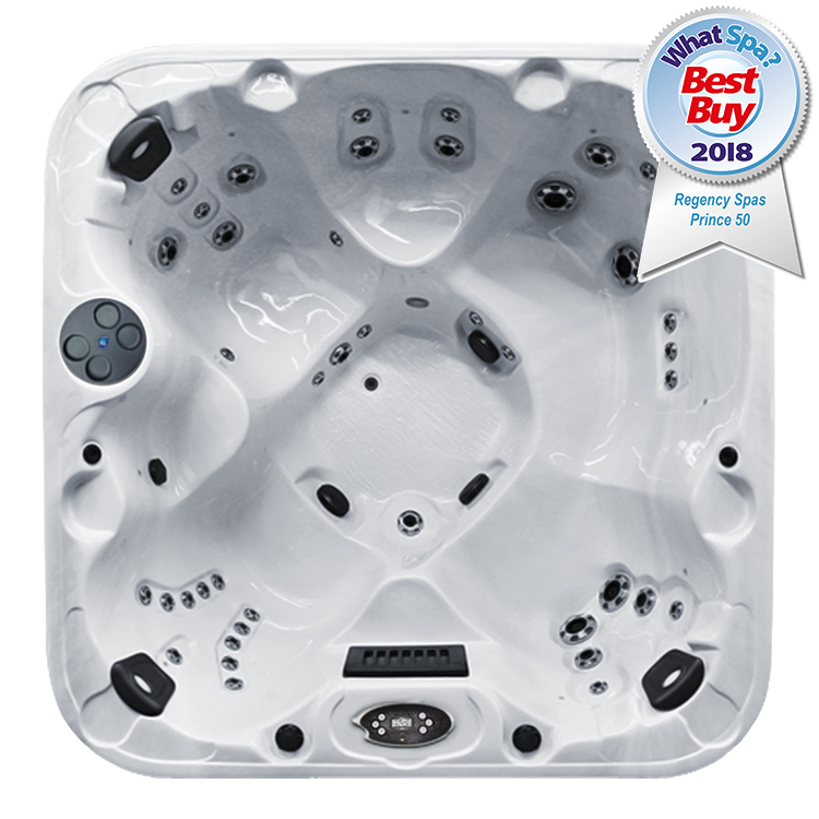 Prince Regency Collection Hot Tub