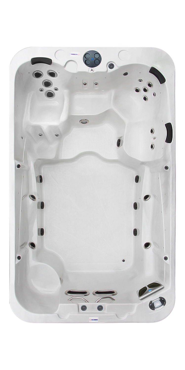 Coast Spas Wellness Lounger Performance 27 Swim Spa