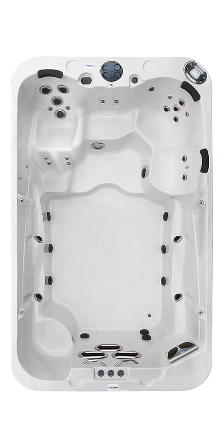 Coast Spas Wellness Lounger Performance Plus 35 Swim Spa