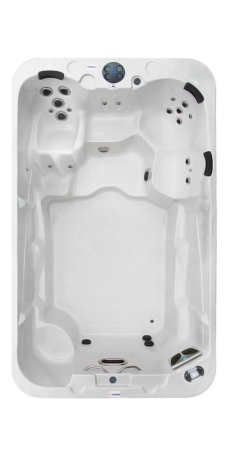 Coast Spas Wellness Lounger Play 17 Swim Spa